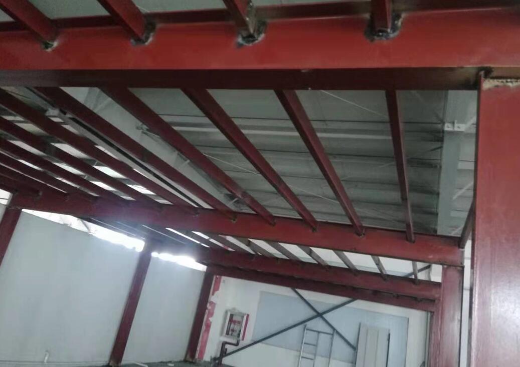 上海钢结构搭建公司