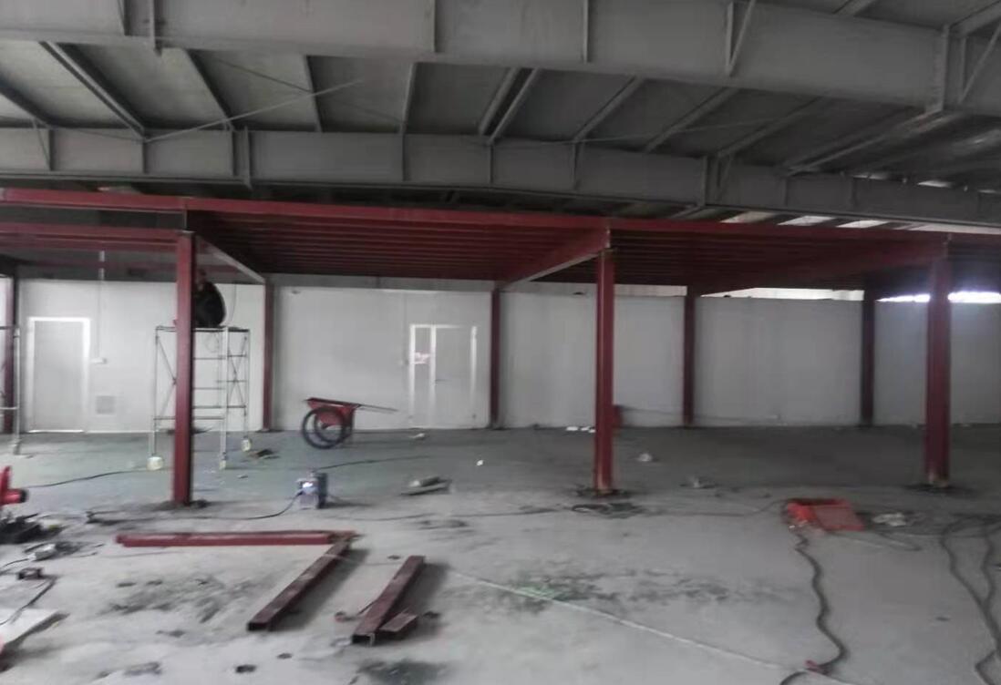上海工厂厂房装修设计